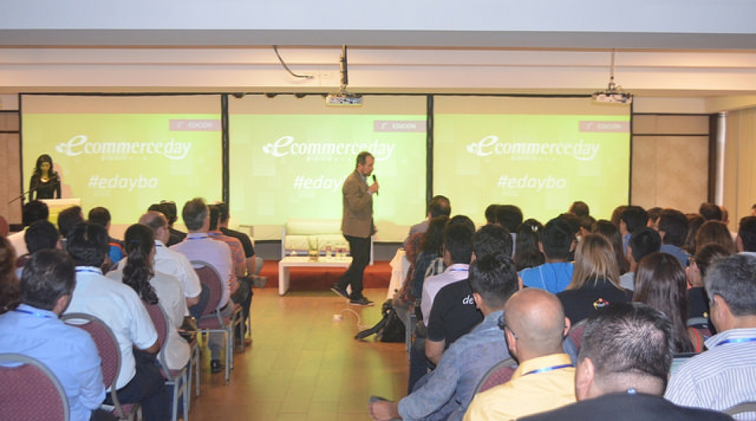 eCommerce Day Bolivia | Santa Cruz de la Sierra | 9/NOV 2016