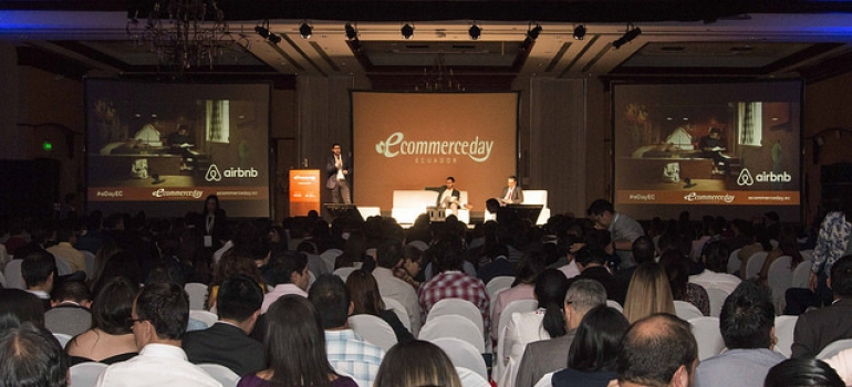 eCommerce Day Ecuador | Quito | 7/NOV 2017