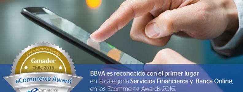 BBVA Elegida la banca online líder en Chile