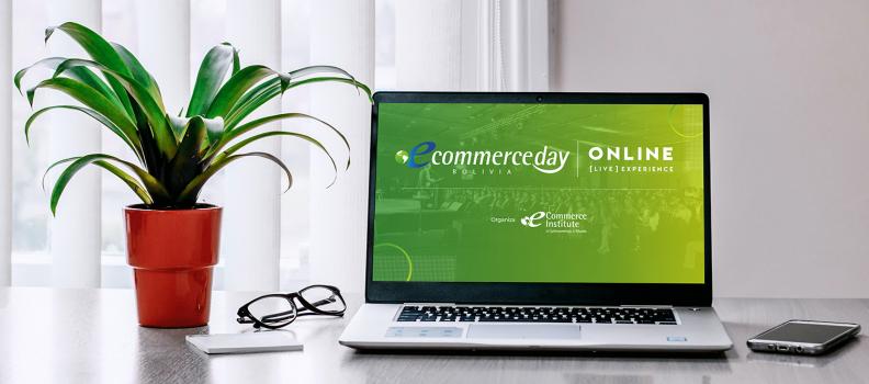 ¡Capacítate en comercio electrónico! Participa del eCommerce Day Bolivia Online [Live] Experience