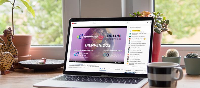 """Más de 2000 personas se capacitaron en la edición eCommerce Day República Dominicana """"Online [Live] Experience"""""""
