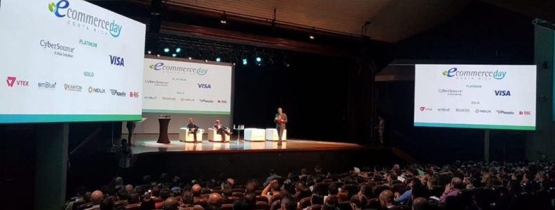 Gran convocatoria durante el eCommerce Day Costa Rica