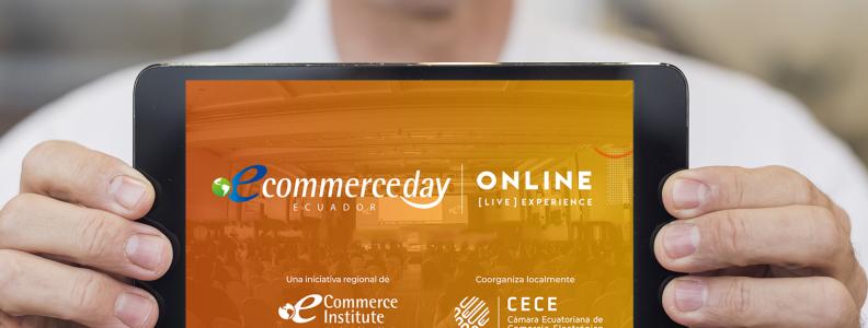 eCommerce Day Ecuador Online [Live] Experience reunió a más de 6000 espectadores