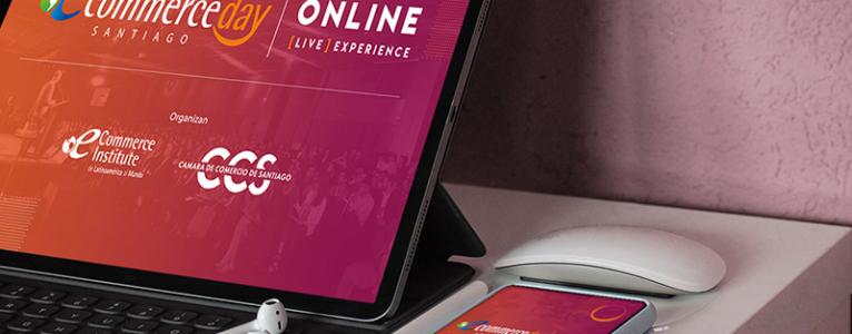 """Más de 22.800 personas se capacitaron durante el eCommerce Day Santiago Versión """"Online [Live] Experience"""""""