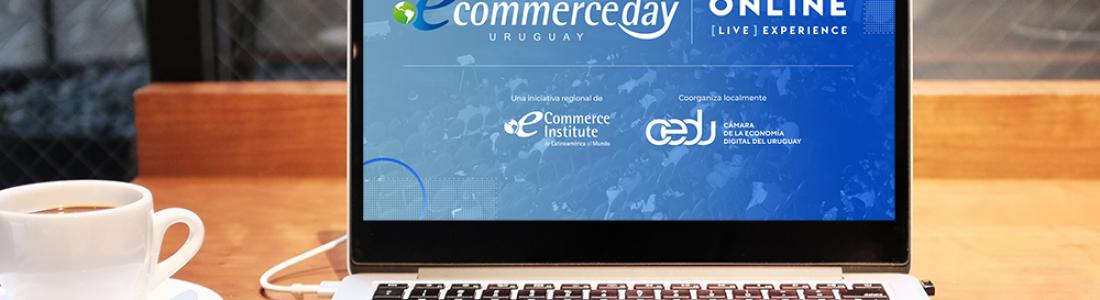 El eCommerce Day Uruguay Online [Live] Experience conectó a más de 3.500 personas