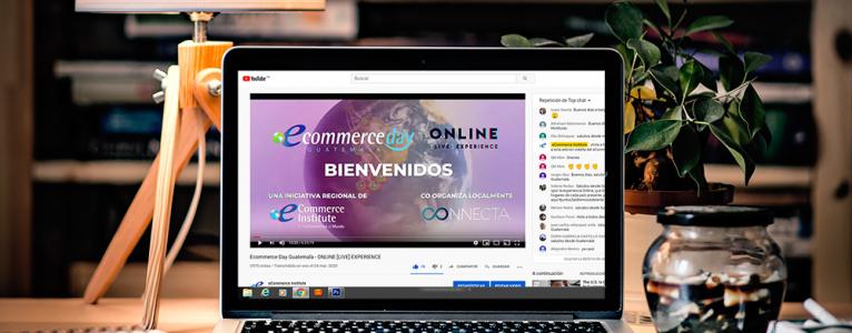"""Más de 2900 personas se capacitaron en la edición eCommerce Day Guatemala """"ONLINE [LIVE] EXPERIENCE""""."""