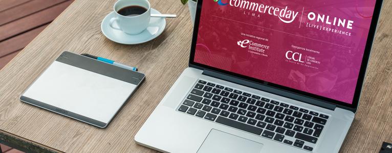 ¡Aprende sobre comercio electrónico y haz crecer tu negocio! Capacítate en el eCommerce Day Lima Online [Live] Experience