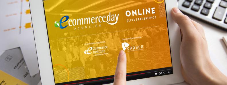 eCommerce Day Asunción reunió a más de 5.000 personas en su primera versión Online [Live] Experience