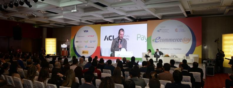 Más de 1.300 asistentes se hicieron presentes en la 7ma versión del eCommerce Day Bogotá