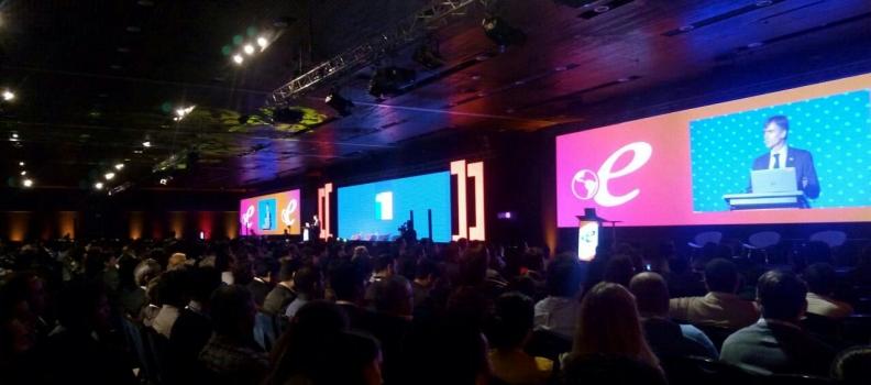 Se realizó con éxito la 10ª versión del eCommerce Day Santiago!  El evento reunió a más de 3.000 ejecutivos de la industria del comercio electrónico.