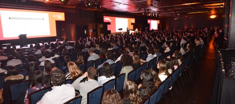 Gran convocatoria durante el eCommerce Day Santiago