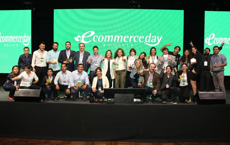 ECOMMERCE DAY BOLIVIA | SANTA CRUZ | 5/JULIO 2018
