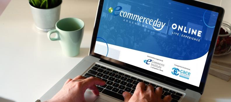 ¡Llega el gran encuentro de la industria del comercio digital! Capacitate en el eCommerce Day Argentina Online [Live] Experience