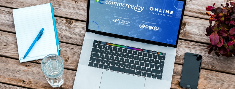 ¡El comercio electrónico está en auge! Capacítate en el eCommerce Day Uruguay Online [Live] Experience